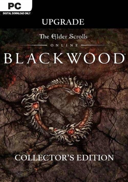 The Elder Scrolls Online: Blackwood Collector's Edition Upgrade PC