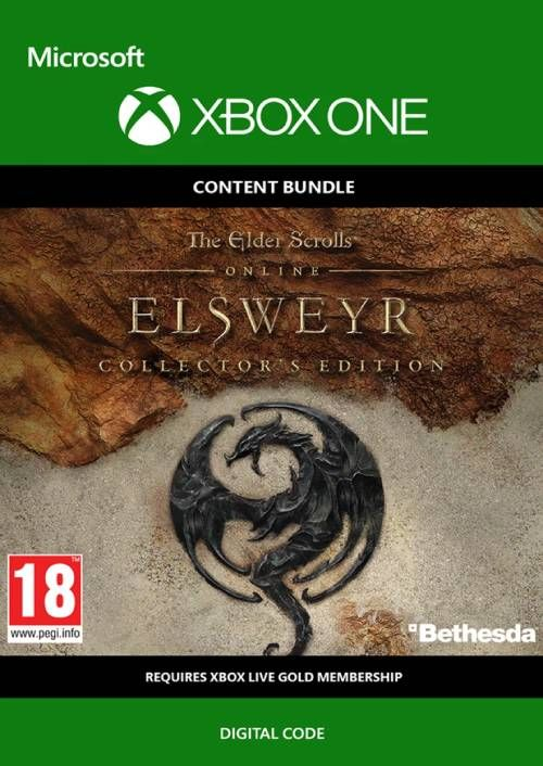 The Elder Scrolls Online: Elsweyr Collectors Edition Xbox One