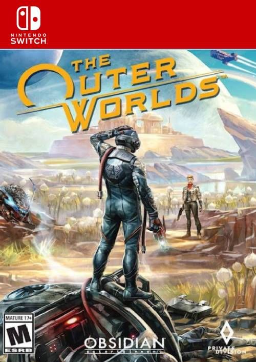 The Outer Worlds Switch (EU)