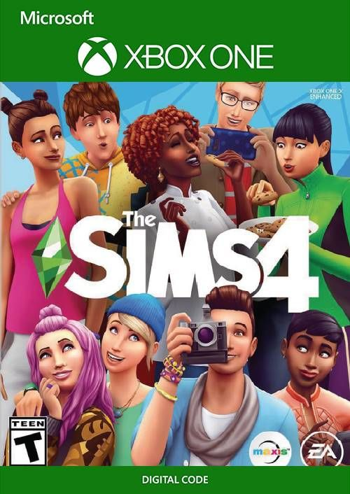 The Sims 4 Xbox One (US)