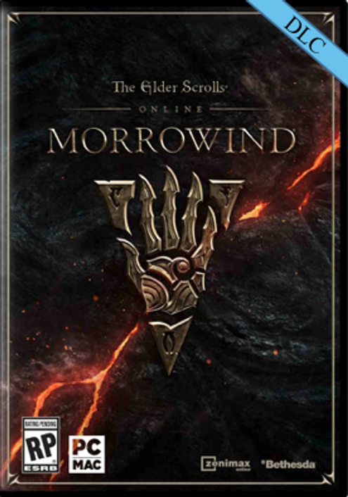 The Elder Scrolls Online - Morrowind Upgrade PC + DLC