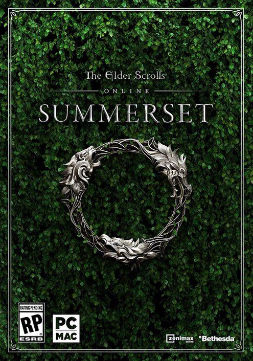 The Elder Scrolls Online Summerset PC
