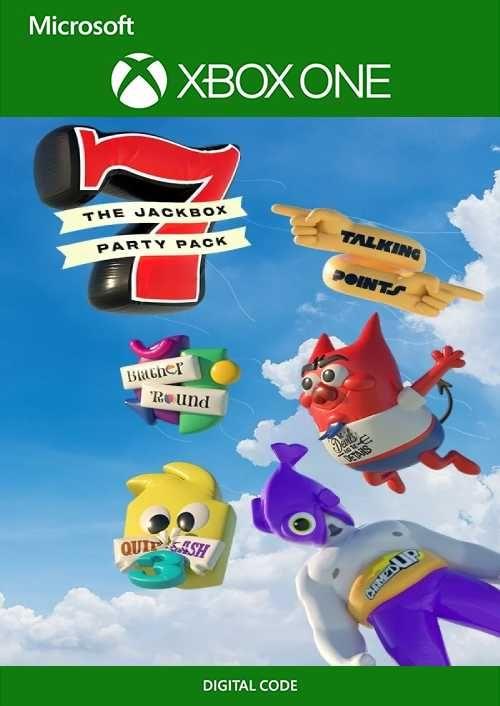 The Jackbox Party Pack 7 (EU)   Xbox One   CDKeys