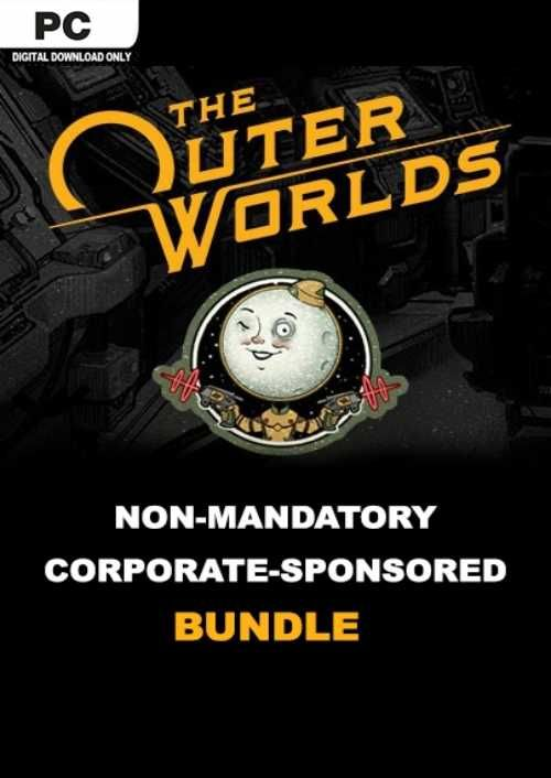 The Outer Worlds: Non - Mandatory Corporate - Sponsored Bundle PC EU (Epic)