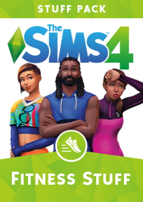 The Sims 4 - Fitness Stuff Pack PC