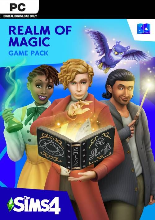 The Sims 4: Realm of Magic PC