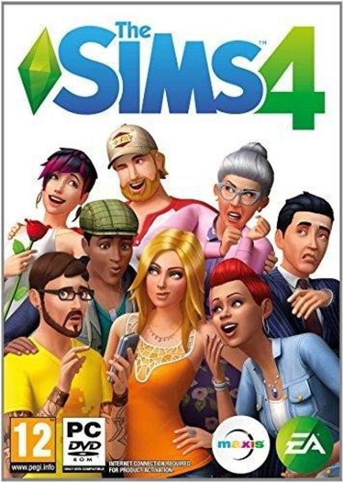 The Sims 4 - Standard Edition PC/Mac (ENG)