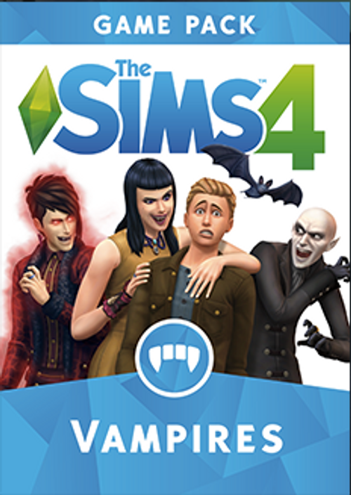 The Sims 4 - Vampires Game Pack PC