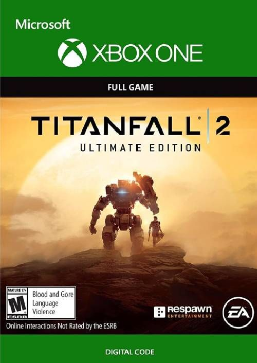 TItanfall 2 - Ultimate Edition Xbox One (US)