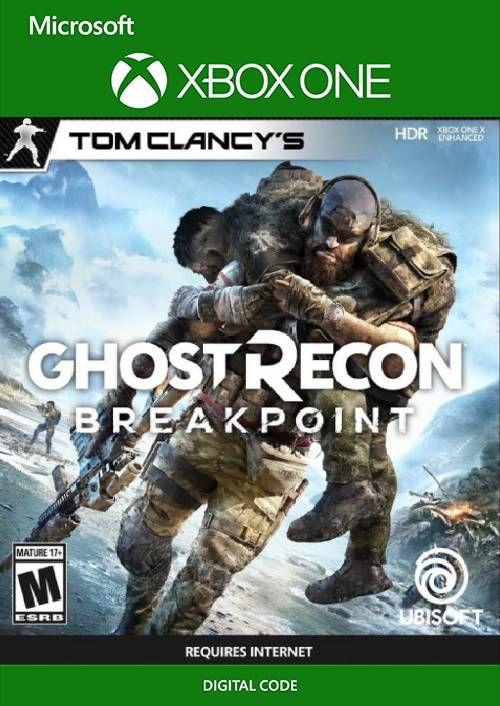 Tom Clancy's Ghost Recon Breakpoint Xbox One (WW)