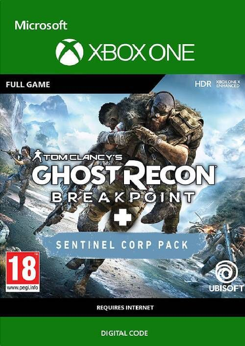 Tom Clancy's Ghost Recon Breakpoint Xbox One + DLC
