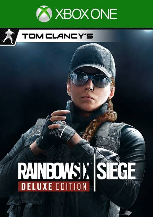 Tom Clancy's Rainbow Six Siege Deluxe Edition Xbox One UK