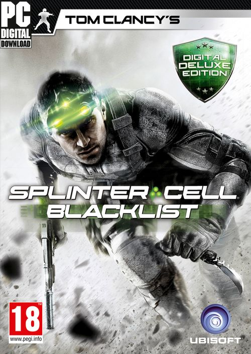 Tom Clancys Splinter Cell Blacklist - Deluxe Edition PC