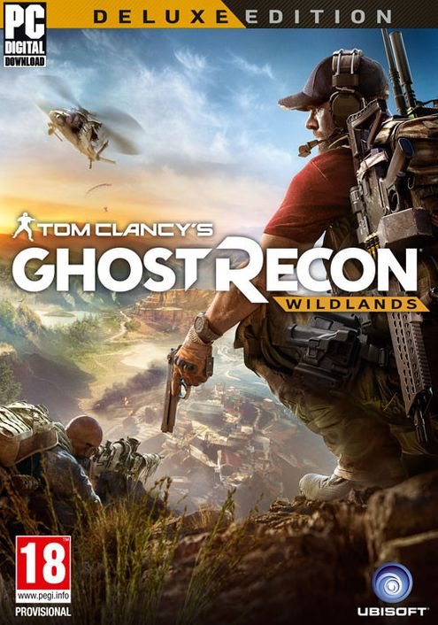 Tom Clancy's Ghost Recon Wildlands Deluxe Edition PC