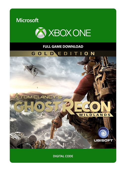 Tom Clancys Ghost Recon Wildlands Gold Edition Xbox One