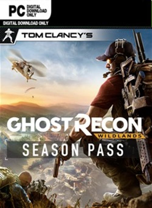 Tom Clancy's Ghost Recon Wildlands Season Pass PC