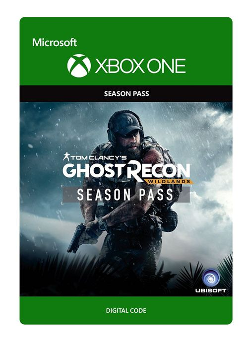 Tom Clancys Ghost Recon Wildlands Season Pass Xbox One