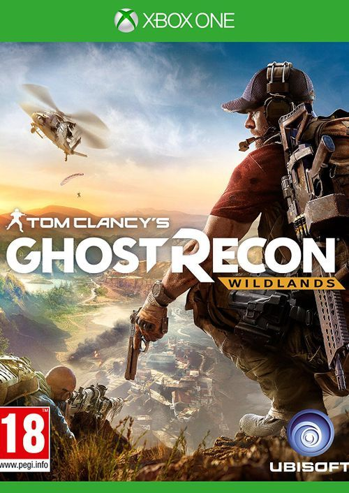 Tom Clancy's - Ghost Recon Wildlands Xbox One (UK)