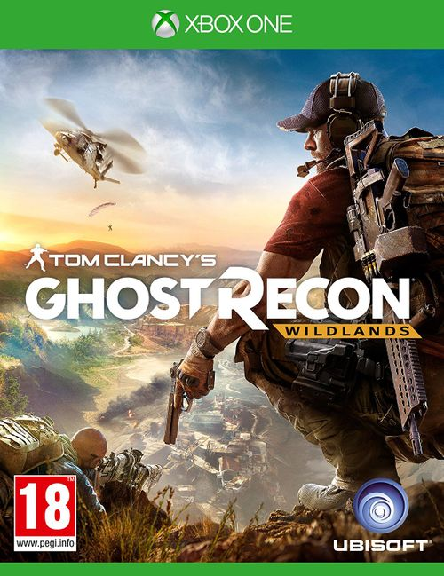 Tom Clancys Ghost Recon Wildlands Xbox One