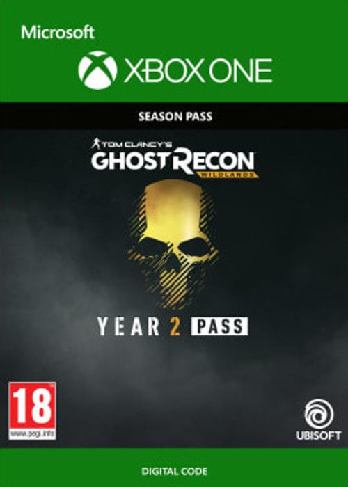 Tom Clancys Ghost Recon Wildlands: Year 2 Pass Xbox One