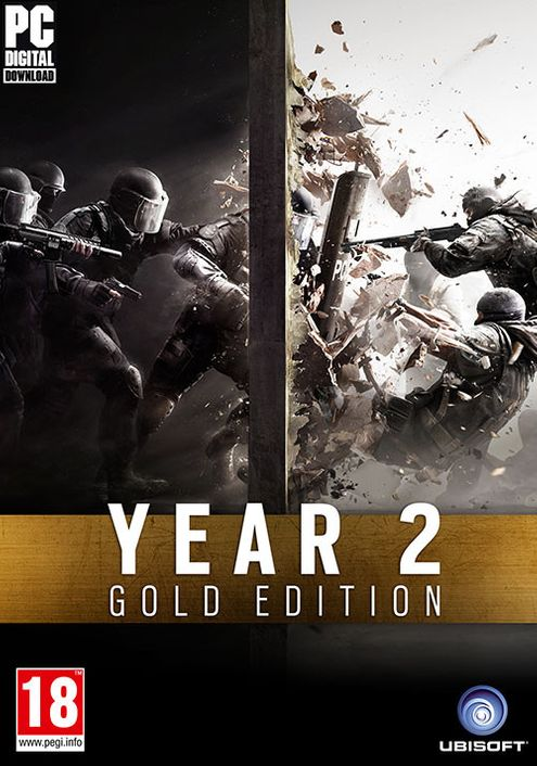 Tom Clancy's Rainbow Six Siege: Year 2 Gold Edition PC