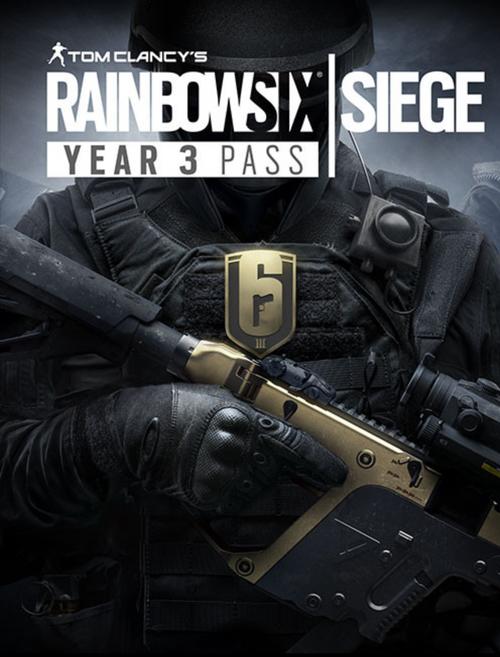 Tom Clancys Rainbow Six Siege Year 3 Pass PC