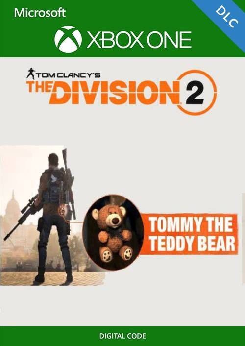 Tom Clancy's The Division 2 Xbox One - Tommy the Teddy Bear DLC