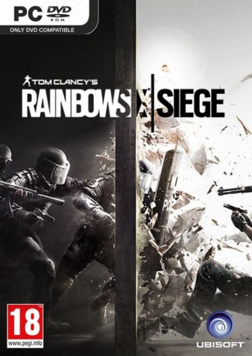 Tom Clancy's Rainbow Six Siege PC (EU)