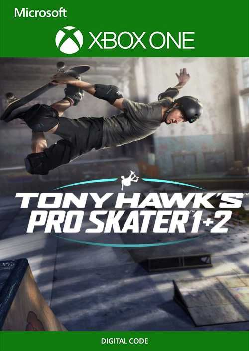 Tony Hawk's Pro Skater 1 + 2 Xbox One (US)