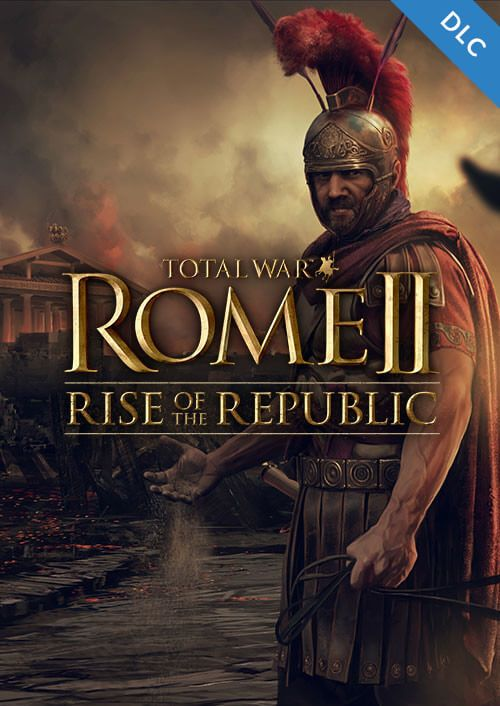 Total War ROME II 2 PC - Rise of the Republic DLC