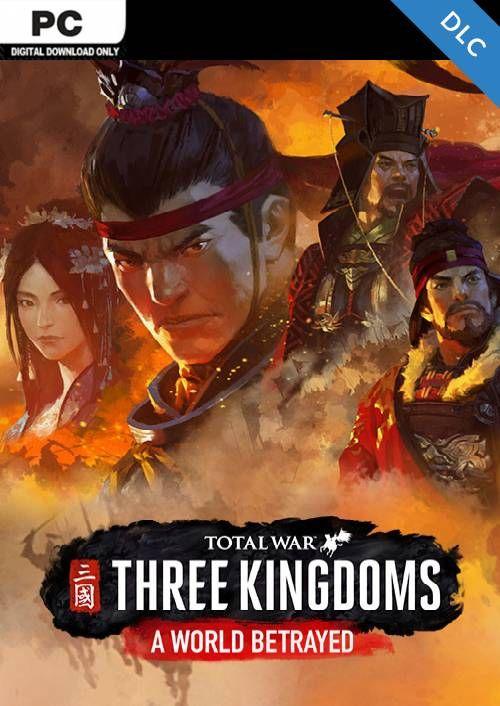 Total War: Three Kingdoms - A World Betrayed PC