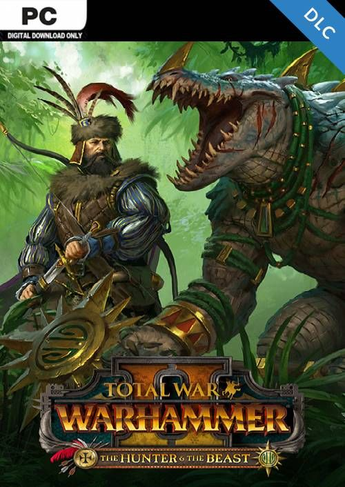 Total War: WARHAMMER II 2 PC - The Hunter & The Beast DLC (US)