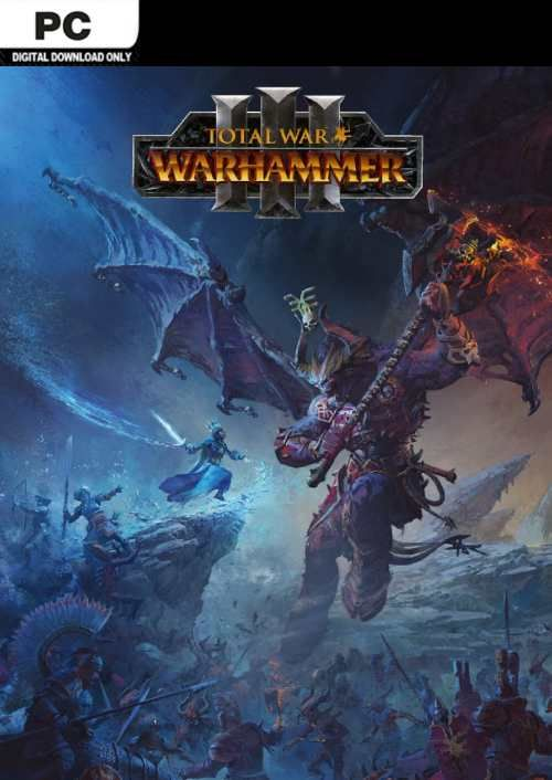 Total War: WARHAMMER III PC (EU)