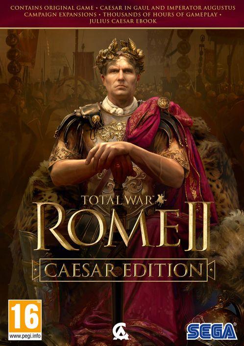 Total War Rome 2 - Caesar Edition PC
