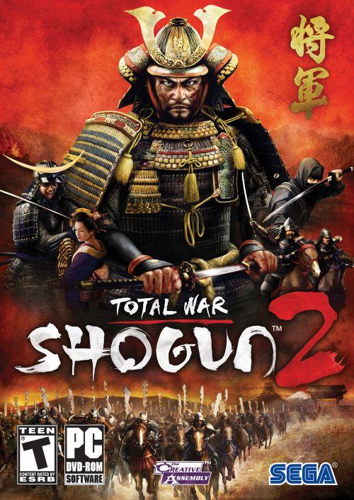 Total War Shogun 2 PC