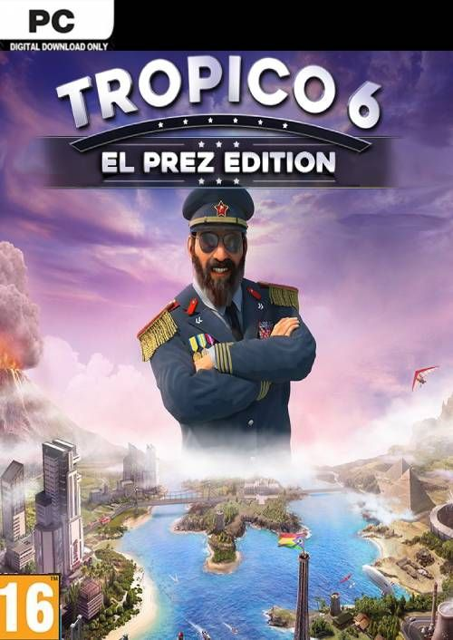 Tropico 6 El Prez Edition PC (AUS/NZ)