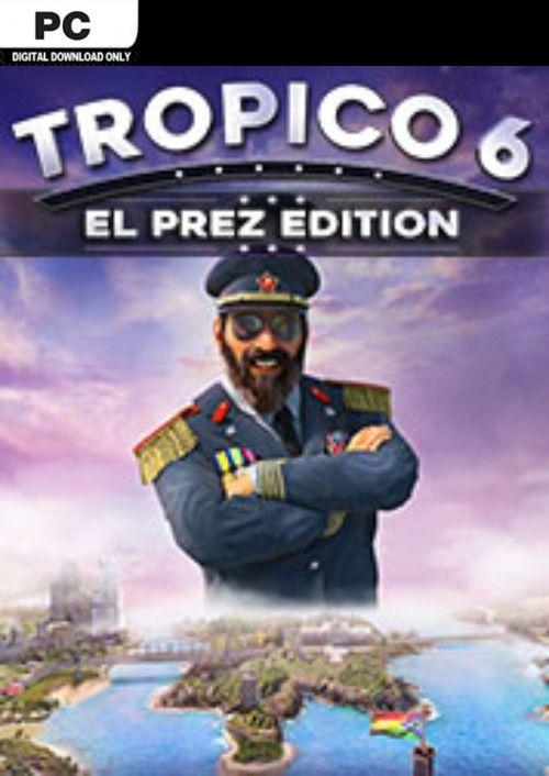 Tropico 6 El Prez Edition inc BETA PC (EU)