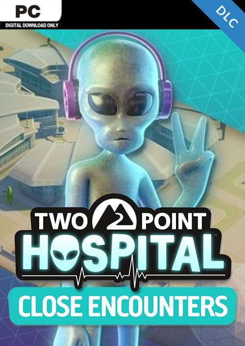 Two Point Hospital - Close Encounters PC (ROW)