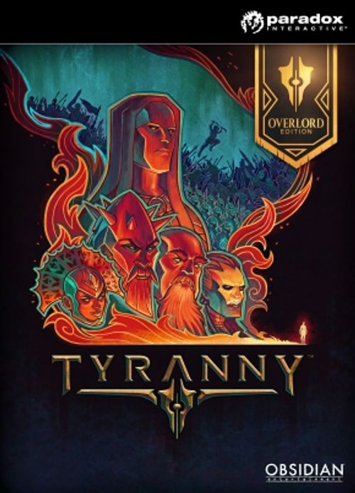 Tyranny - Overlord Edition PC