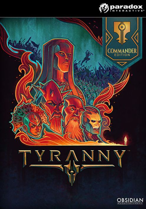 Tyranny Commander Edition PC