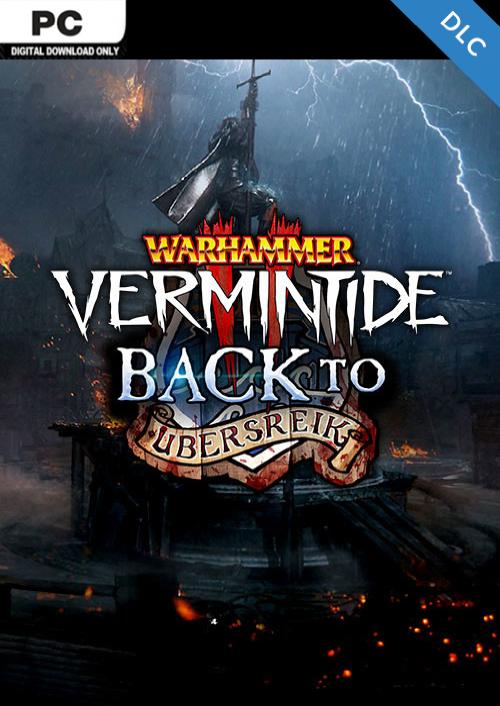 Warhammer Vermintide 2 PC - Back to Ubersreik DLC