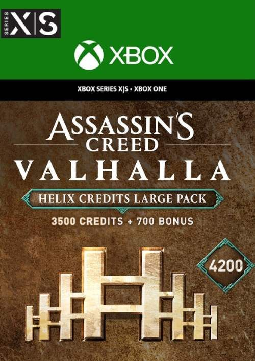 Assassin's Creed Valhalla – Helix Credits Large Pack (4,200) Xbox One (EU)
