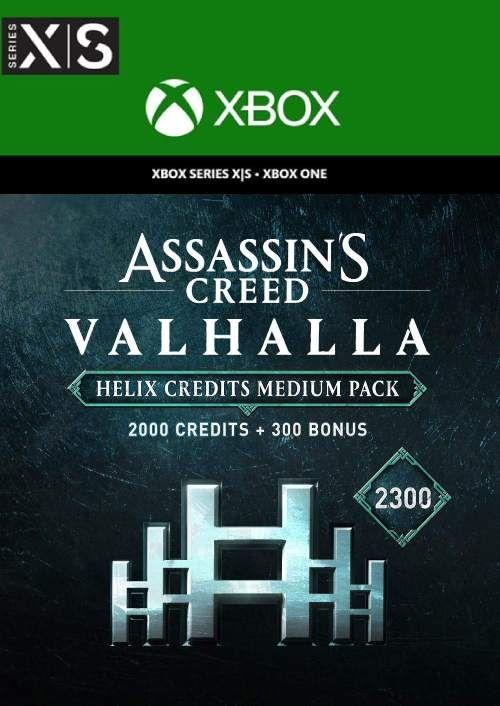 Assassin's Creed Valhalla – Helix Credits Medium Pack (2,300) Xbox One (EU)