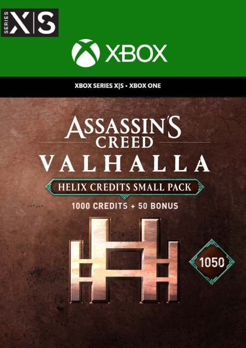 Assassin's Creed Valhalla – Helix Credits Small Pack (1,050) Xbox One (EU)