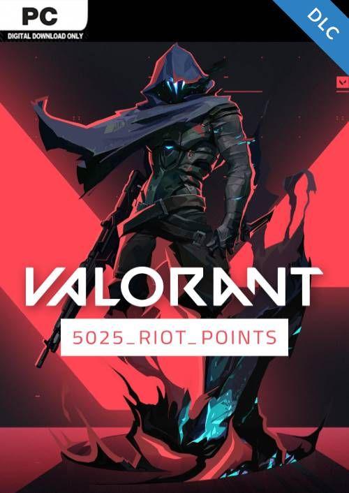 Riot games valorant points