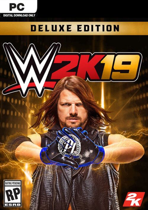 WWE 2K19 Deluxe Edition PC (EU)