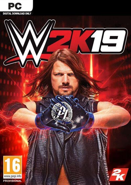 WWE 2K19 PC (EU)