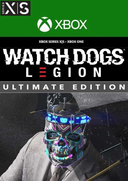 Watch Dogs: Legion - Ultimate Edition Xbox One/Xbox Series X|S (UK)