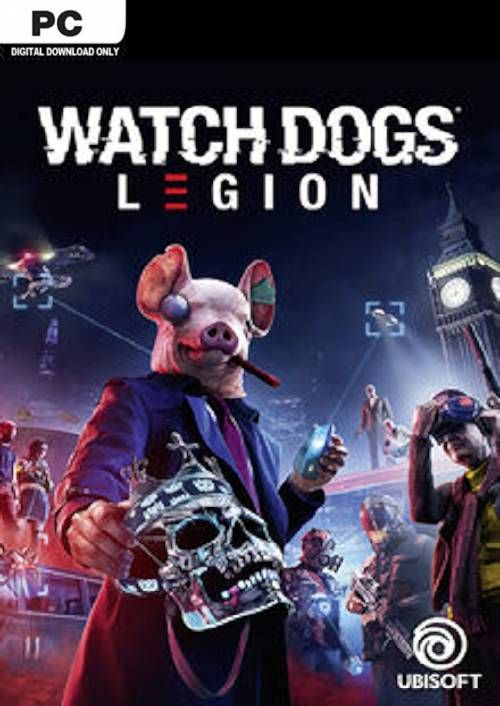 Watch Dogs: Legion PC (EU)