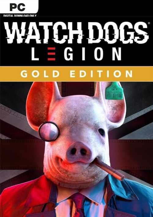 Watch Dogs: Legion - Gold Edition PC (EU)